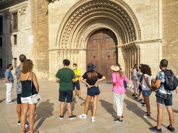 Il meglio della Ciutat Vella de Valencia (centro storico)