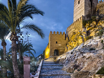 Free Tour: Legends of Almería and its Alcazaba