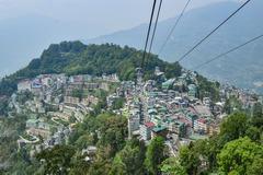 Free tour de Gangtok