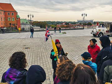 Altstadt Free walking tour Warschau