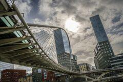 Basque Free Tour: Modern Bilbao
