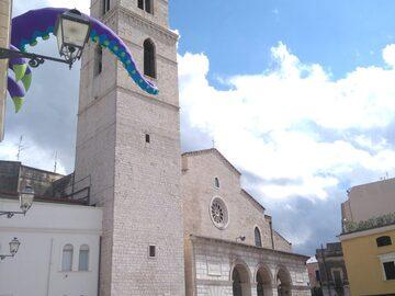 Il sorprendente centro storico di Andria