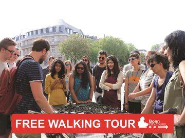 Free Tour a piedi di Bonn
