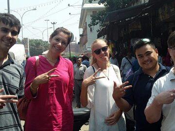 Free Walking Tour of Agra