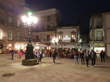 Freetour Night di leggende e pirati a Vigo