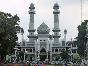 Free Walking Tour of Malang City center