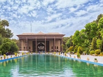 Sightseeing in the former capital of Persia: Historical Sites