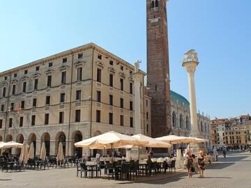 Incredibile free walking tour di Vicenza