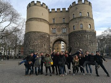 Cologne Old Town Free Tour