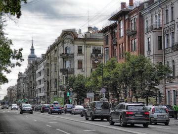El corazón de Petrogradsky Side Tour Gratis