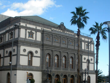 Free walking tour attraverso Vegueta e Triana: Historic Palms