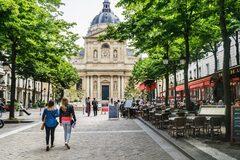 Free Tour por el Barrio Latino de París