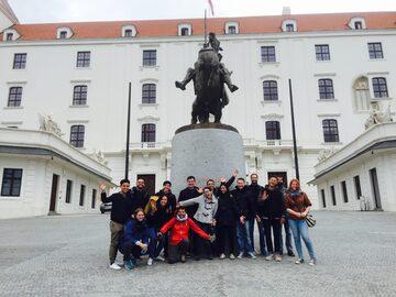 Free Tour del Casco Antiguo y el Castillo de Bratislava!