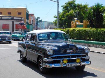 Überraschen Sie sich mit Santiago de Cuba auf dieser kostenlos...