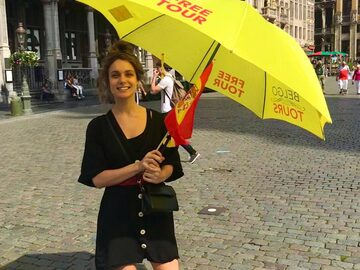 """""""Discover the wonderful Brussels and its exciting history..."""