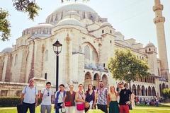 Parts Unknown-Alternative Istanbul Tour - Suleymaniye Mosque