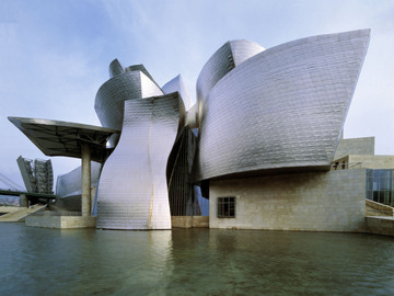 Free walking tour completo di Bilbao: centro storico + Museo Guggenheim