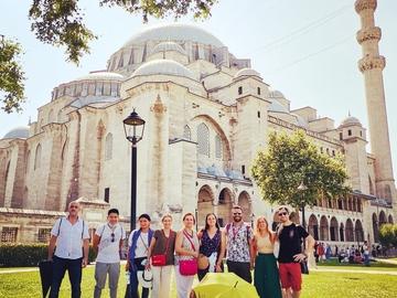 Parti sconosciute-alternative Istanbul Tour - Moschea Suleymaniye
