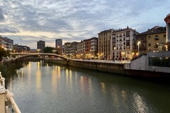 Free walking tour of the historic center of Bilbao