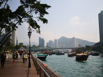 Tour a piedi gratuito Pescatori di Hong Kong - Scoperta, appre...