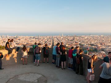 Bunker del Carmel, innamorati di Barcellona e delle sue viste sul mare