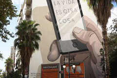 Arte Urbano y Graffiti por Valencia