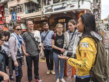 Die dunkle Seite von Hong Kong - Kostenlose Wanderung