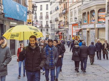 Free Walking Tour: Madrid Essentials