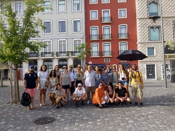 The best walking tour of the Alfama