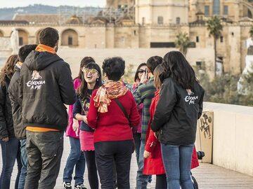 Monumentale free walking tour durch Córdoba