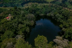 Free Tour of the Fortportal crater lakes.