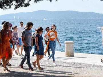 Spirit Walking Tour Zadar