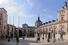 Free walking tour Madrid de los Austrias