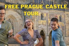 Prague Castle and Castle District (incl. the Changing of the Guards with music) Free Tour