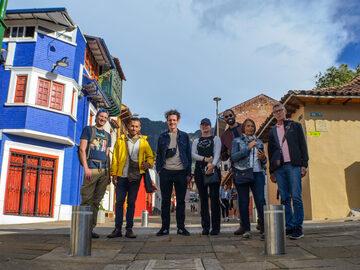 Kostenlose Wanderung Bogotá