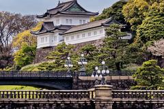 Free tour Jardines del Palacio Imperial-Castillo de Edo y Hibiya