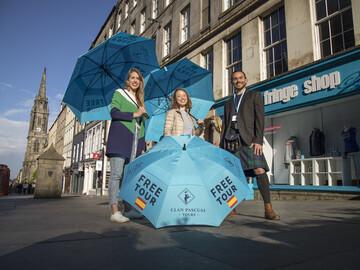 Free walking tour di Edimburgo (spagnolo)