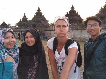 Descubre el templo cultural e histórico de Yogyakarta