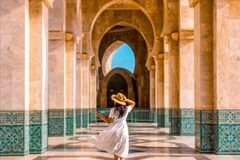 Find the hidden gems of Casablanca with a Photographer