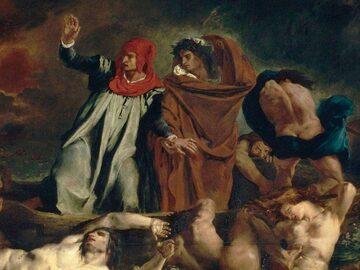 """Dante: """"El inventor del infierno"""" o Florencia en 1200."""