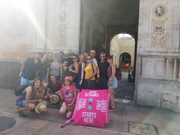 Free Walking Tour Mérida - Estación México