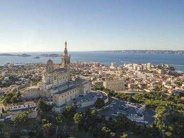 Tour gratuito Marsiglia Monumentale