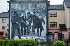 Bogside History Free Walking Tour