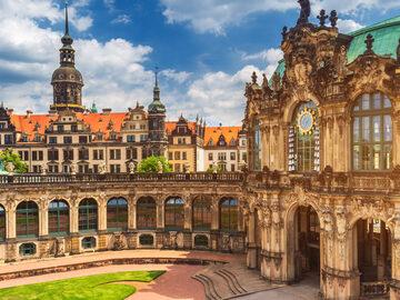 Kostenlose Tour durch das historische Zentrum von Dresden auf ...