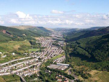 Rhondda Valley Free Tour