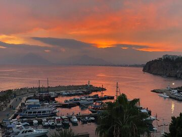 Kostenlose Wanderung von Antalya nach Oldtown