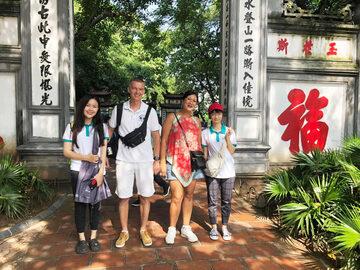 Kostenlose Wanderung durch die Altstadt von Hanoi
