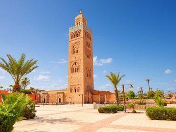 Erkundung der Altstadt von Marrakesch