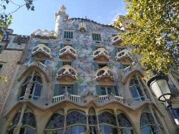 Kostenlose Gaudí & Modernism Walking Tour