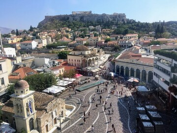 Athens Virtual Tour: Discover the Greek capital without leaving home
